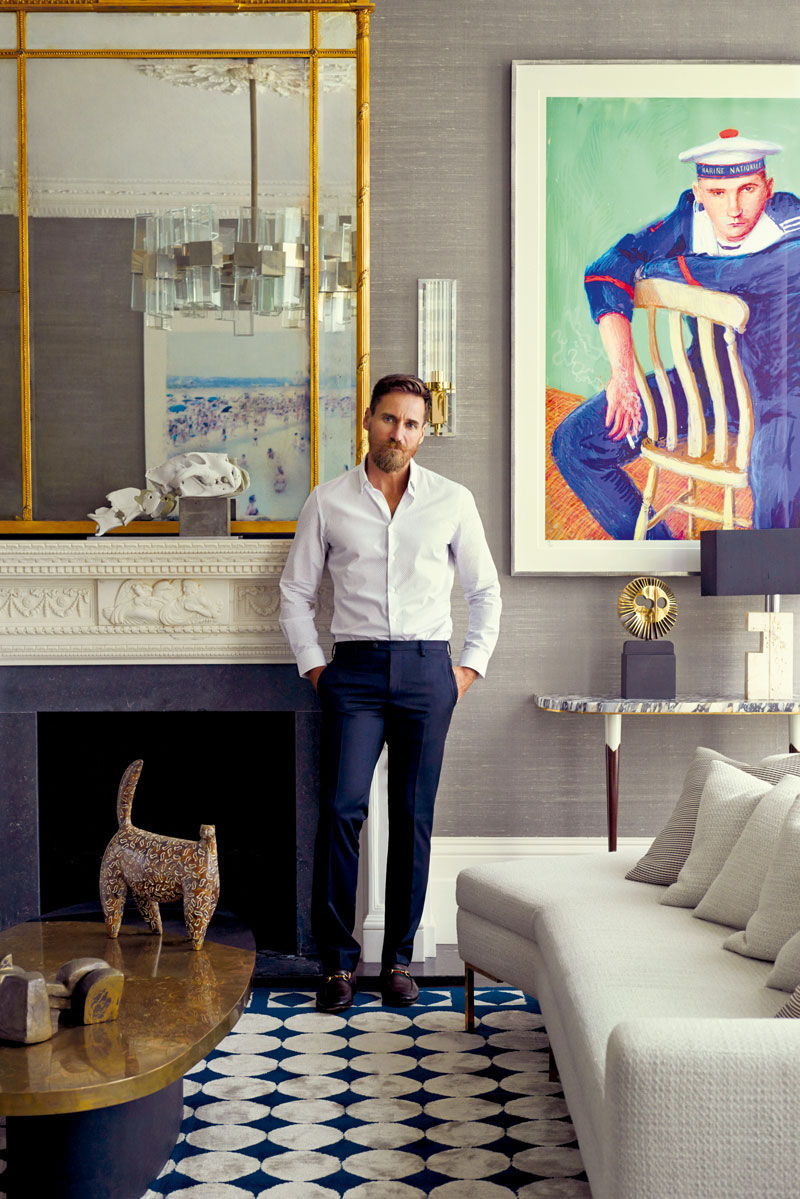 interior designers Don't miss our list of the 100 best interior designers (pt. 2) Peter Mikic