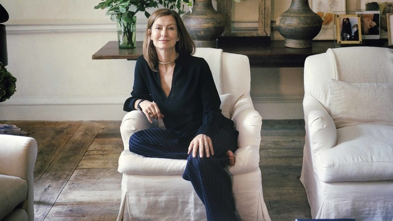 interior designers Don't miss our list of the 100 best interior designers (pt. 2) Rose Uniacke