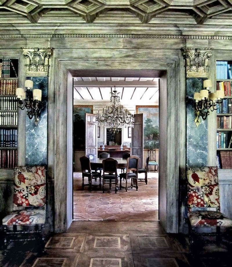 interior designers Don't miss our list of the 100 best interior designers (pt. 2) Studio Peregalli 1