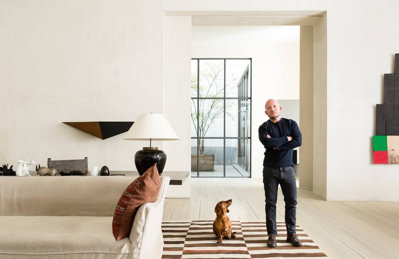 interior designers Don't miss our list of the 100 best interior designers (pt. 2) Vincent Van Duysen