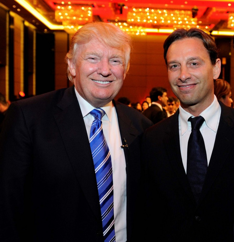 A look into the work and inspiration of designer Matteo Nunziati matteo nunziati The work and inspiration of designer Matteo Nunziati Donald Trump meeting Pune