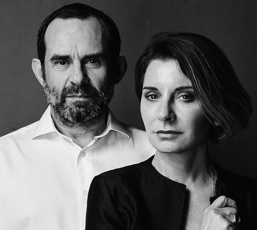 Know more about Italian design duo Ludovica+Roberto Palomba roberto palomba Know more about Italian design duo Ludovica+Roberto Palomba FiamItalia