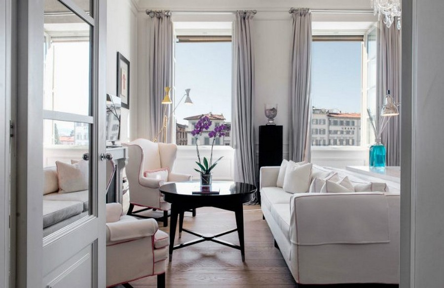 Check into the amazing J.K. Place Firenze in Italy