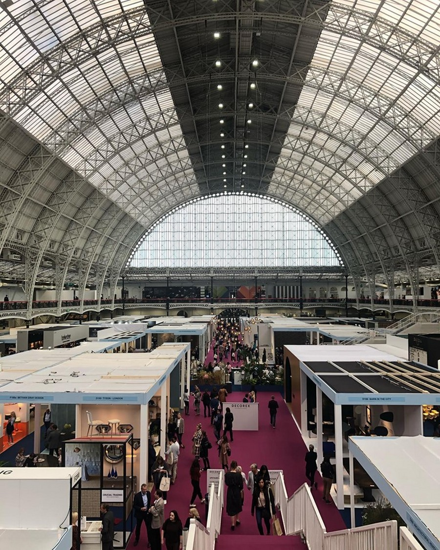 Decorex 2019 has begun: have a sneak peek! decorex 2019 Decorex 2019 has begun: have a sneak peek! Decorex 2019 has begun have a sneak peek 3
