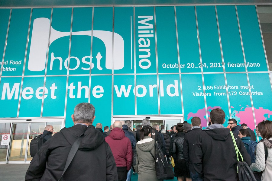 HostMilano 2019: an event where Hospitalty is the Highlight hostmilano HostMilano 2019: an event where Hospitalty is the Highlight HostMilano 2019 an event where Hospitalty is the Highlight 6