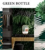 Bring nature into the house with the Bottle Green trend bottle green Bring nature into the house with the Bottle Green trend Bring nature into the house with the Bottle Green trend 6 150x165