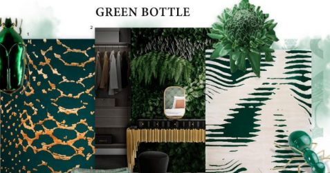 Bring nature into the house with the Bottle Green trend bottle green Bring nature into the house with the Bottle Green trend Bring nature into the house with the Bottle Green trend 6 477x251