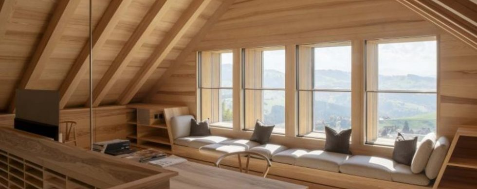 Have you seen the latest Interior project from Matteo Thun?