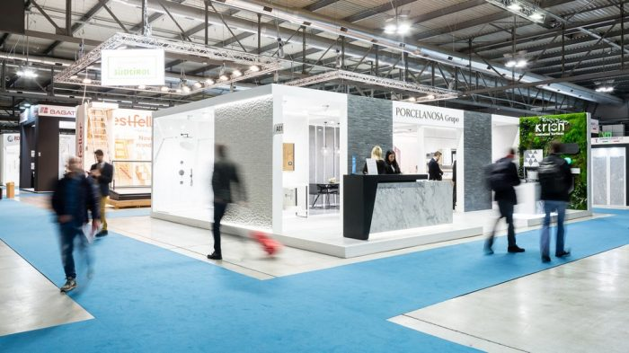 isaloni isaloni Isaloni 2020 | The 6 exhibitors in the event not to miss! Visitors Porcelanosa Made Expo 2019 2 700x393