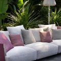 flexform outdoor collection Introducing The Flexform Outdoor Collection FLEXFORM Vulcano sofa 120x120