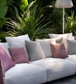 Introducing The Flexform Outdoor Collection flexform outdoor collection Introducing The Flexform Outdoor Collection FLEXFORM Vulcano sofa 150x165