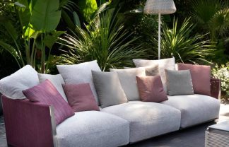 Introducing The Flexform Outdoor Collection flexform outdoor collection Introducing The Flexform Outdoor Collection FLEXFORM Vulcano sofa 324x208