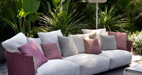 Introducing The Flexform Outdoor Collection flexform outdoor collection Introducing The Flexform Outdoor Collection FLEXFORM Vulcano sofa 477x251