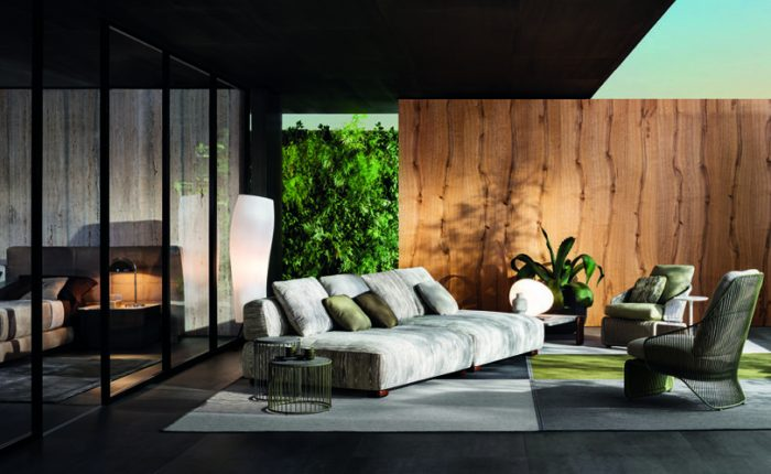 outdoor living outdoor living Embrace Sophisticated Elegance and Comfort w/ Minotti's Outdoor Living Minotti outdoor 3 700x430