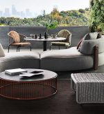 Embrace Sophisticated Elegance and Comfort w/ Minotti's Outdoor Living outdoor living Embrace Sophisticated Elegance and Comfort w/ Minotti's Outdoor Living outdoor 150x165