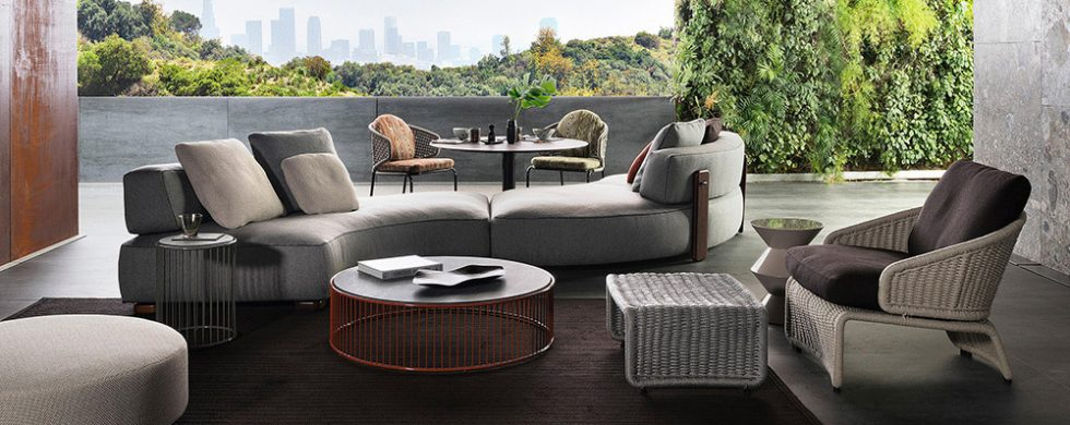 Embrace Sophisticated Elegance and Comfort w/ Minotti's Outdoor Living outdoor living Embrace Sophisticated Elegance and Comfort w/ Minotti's Outdoor Living outdoor 980x390