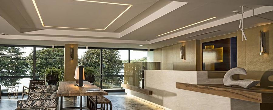 Inside the Hotel Salò du Parc | Hospitality Projects in Lake Garda hospitality projects Inside the Hotel Salò du Parc | Hospitality Projects in Lake Garda hospitality project