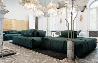 Luxury interior design inspiration by Portuguese style