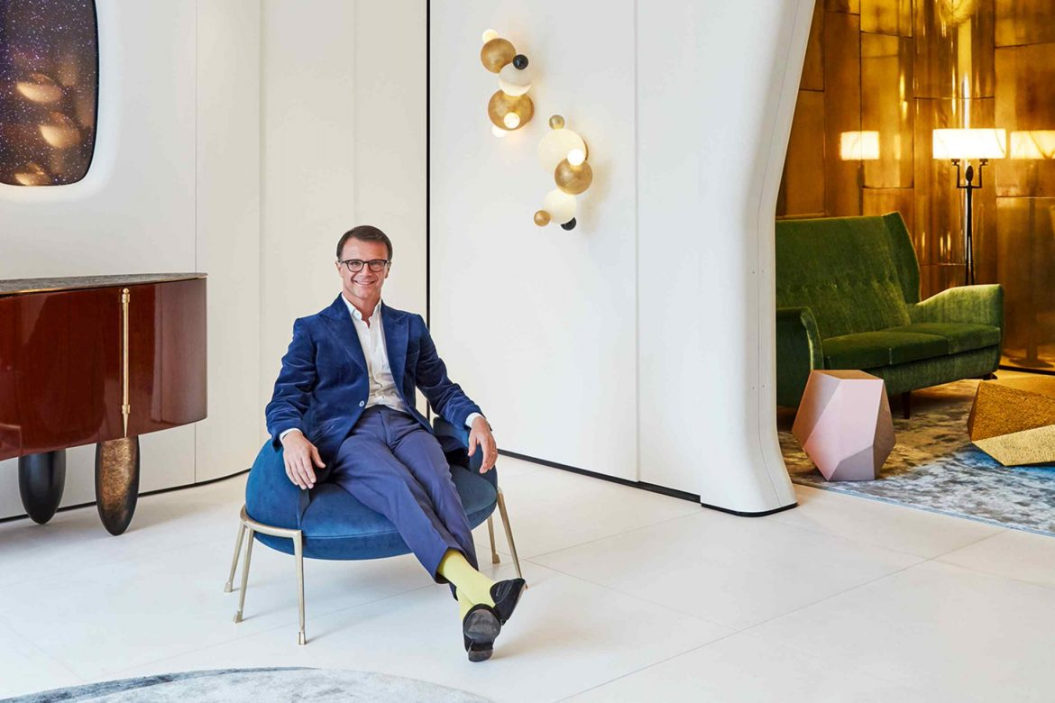 Discover the Best 13 Interior Designers in Rome