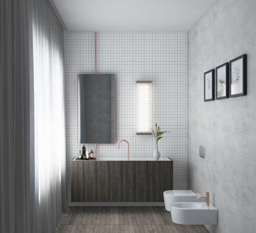 Timeless Bathroom Designs by AIM Studio aim studio Timeless Bathroom Designs by AIM Studio Timeless Bathroom Designs by AIM Studio 10