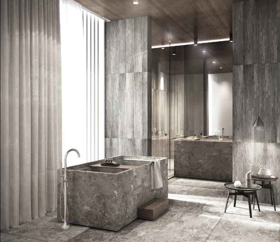 Timeless Bathroom Designs by AIM Studio aim studio Timeless Bathroom Designs by AIM Studio Timeless Bathroom Designs by AIM Studio 12
