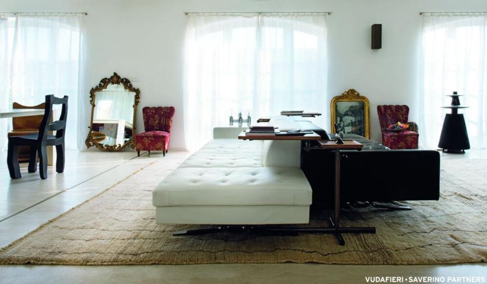 Vudafieri-Saverino Partners Contemporary Interior Design
