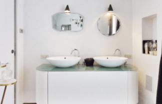 8&A Architetti Modern Interior Design – Contemporary Bathrooms
