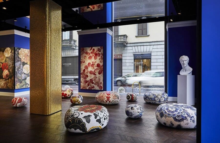 Showrooms We Covet In Milan